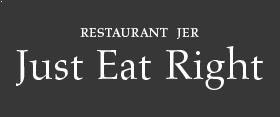 JER (Just Eat Right)